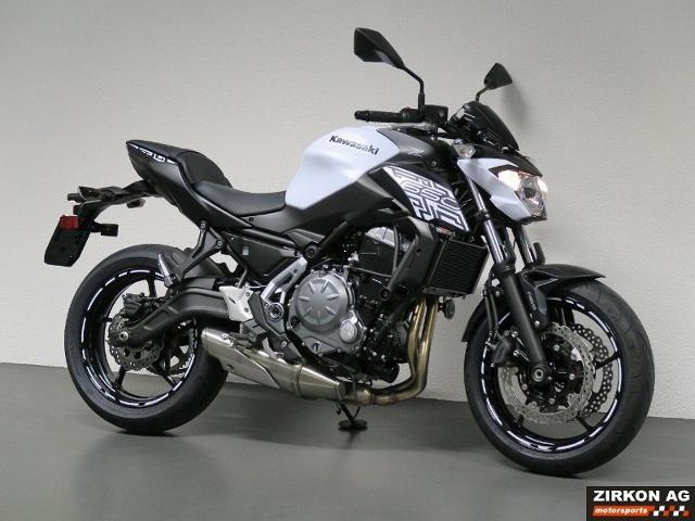 Motorrad kaufen KAWASAKI Z 650 MY2019 Neufahrzeug