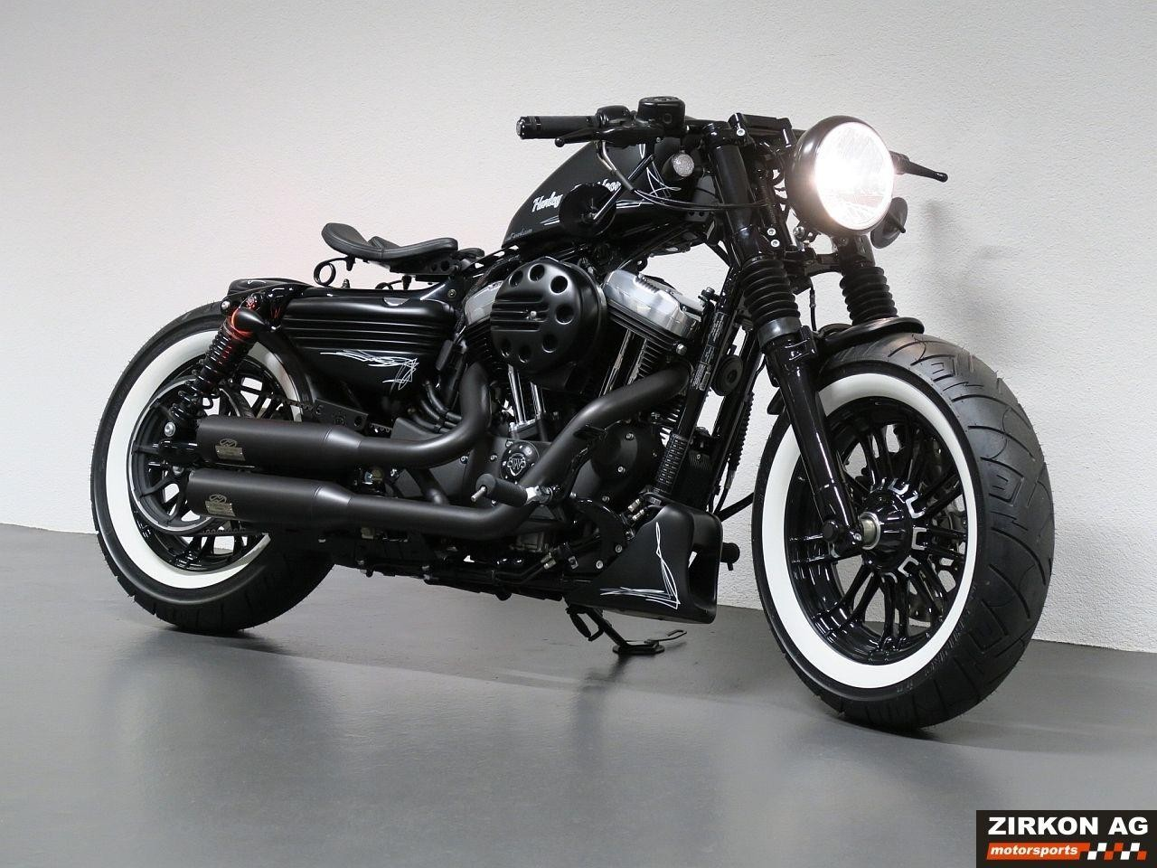 moto neuve acheter harley davidson xl 1200 x sportster forty eight abs cult werk zirkon ag h nenberg. Black Bedroom Furniture Sets. Home Design Ideas