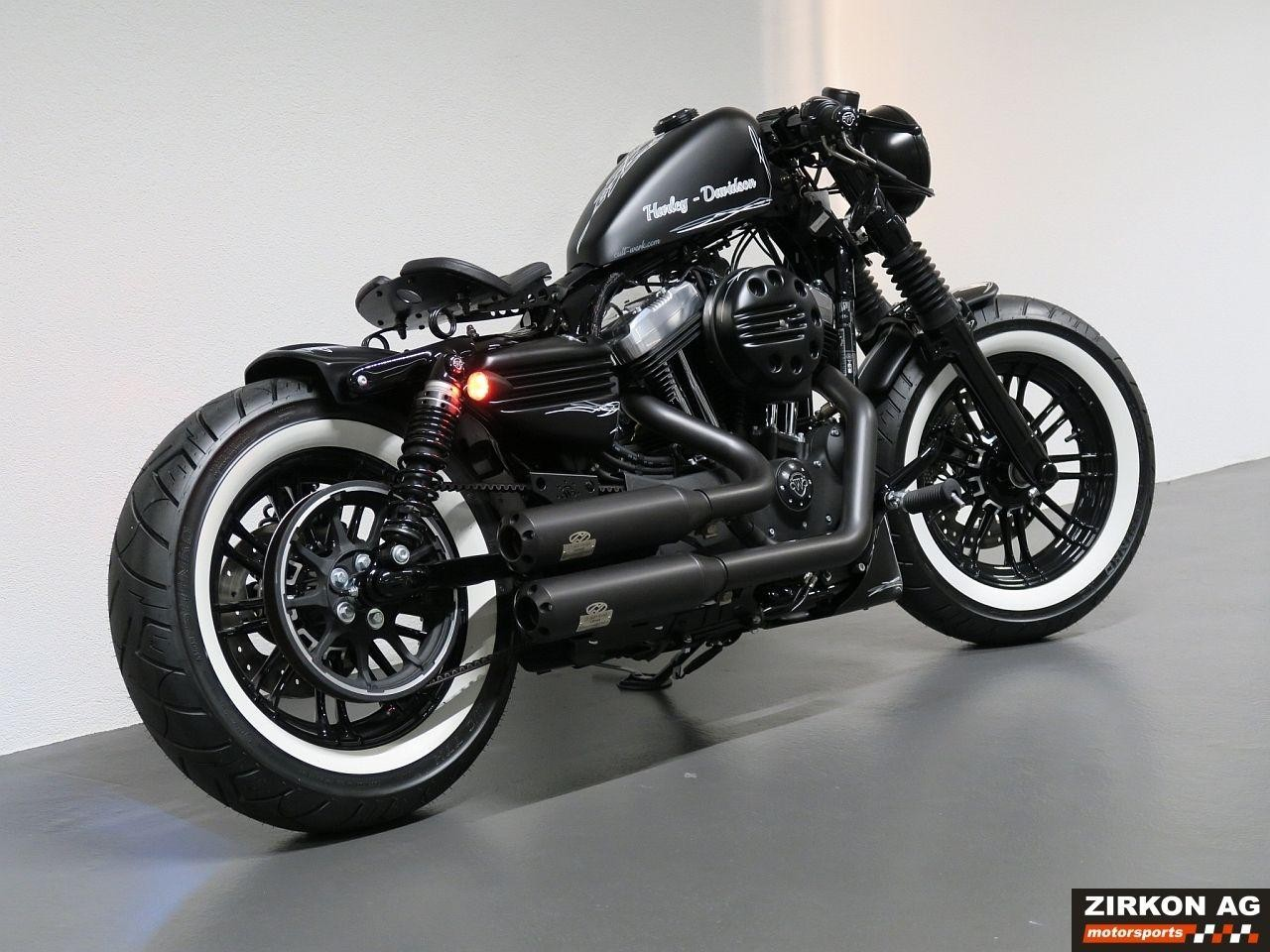 Harley Davidson Occasion Bobber