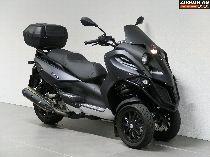 Motorrad kaufen Occasion GILERA Fuoco 500 (3-Rad) (roller)