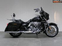 Motorrad kaufen Occasion HARLEY-DAVIDSON FLHXSE3 CVO 1801 Street Glide ABS (touring)