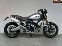 Motorrad kaufen Neufahrzeug DUCATI 1100 Scrambler Special (retro)