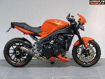 Acheter une moto Occasions TRIUMPH Speed Triple 1050 (naked)