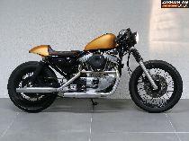 Töff kaufen HARLEY-DAVIDSON XLH 883 Sportster Custom Racer Custom