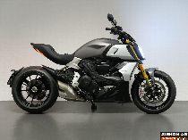 Acheter une moto Occasions DUCATI 1260 Diavel S (naked)