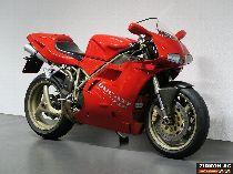 Motorrad kaufen Occasion DUCATI 748 Biposto (sport)