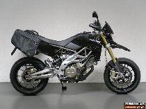 Motorrad kaufen Occasion APRILIA Dorsoduro 750 SMV (supermoto)