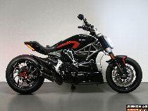 Motorrad kaufen Occasion DUCATI 1262 XDiavel S ABS (sport)