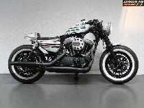Töff kaufen HARLEY-DAVIDSON XL 1200 X Sportster Forty Eight ABS Castrol Custom Custom