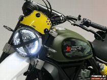 Motorrad kaufen Occasion DUCATI 803 Scrambler Desert Sled (retro)