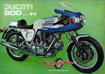 Motorrad kaufen Oldtimer DUCATI 900 SS (sport)
