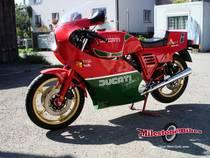 Motorrad kaufen Oldtimer DUCATI Mille