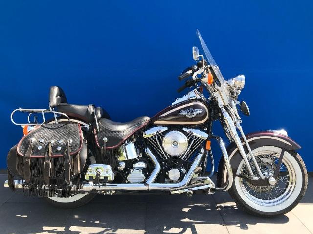 Motorrad kaufen HARLEY-DAVIDSON FLSTS 1340 Softail Heritage Springer Occasion