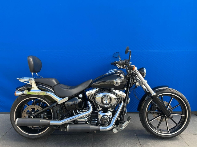 Motorrad kaufen HARLEY-DAVIDSON FXSB 1690 Softail Breakout ABS Occasion