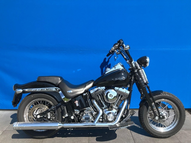 Motorrad kaufen HARLEY-DAVIDSON FLSTSCI 1450 Softail Heritage Springer Classic Occasion