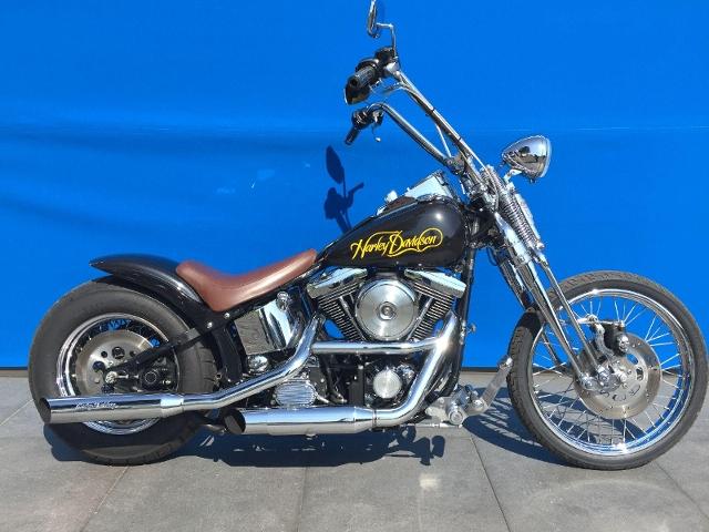 Motorrad kaufen HARLEY-DAVIDSON FXSTS 1340 Softail Springer Occasion