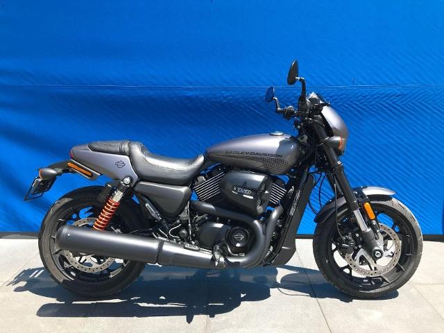 Motorrad kaufen HARLEY-DAVIDSON Street Rod 750 Occasion