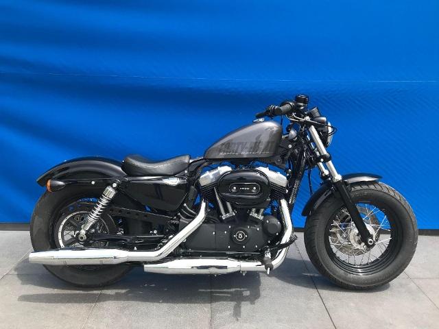 Motorrad kaufen HARLEY-DAVIDSON XL 1200 X Sportster Forty Eight ABS Occasion