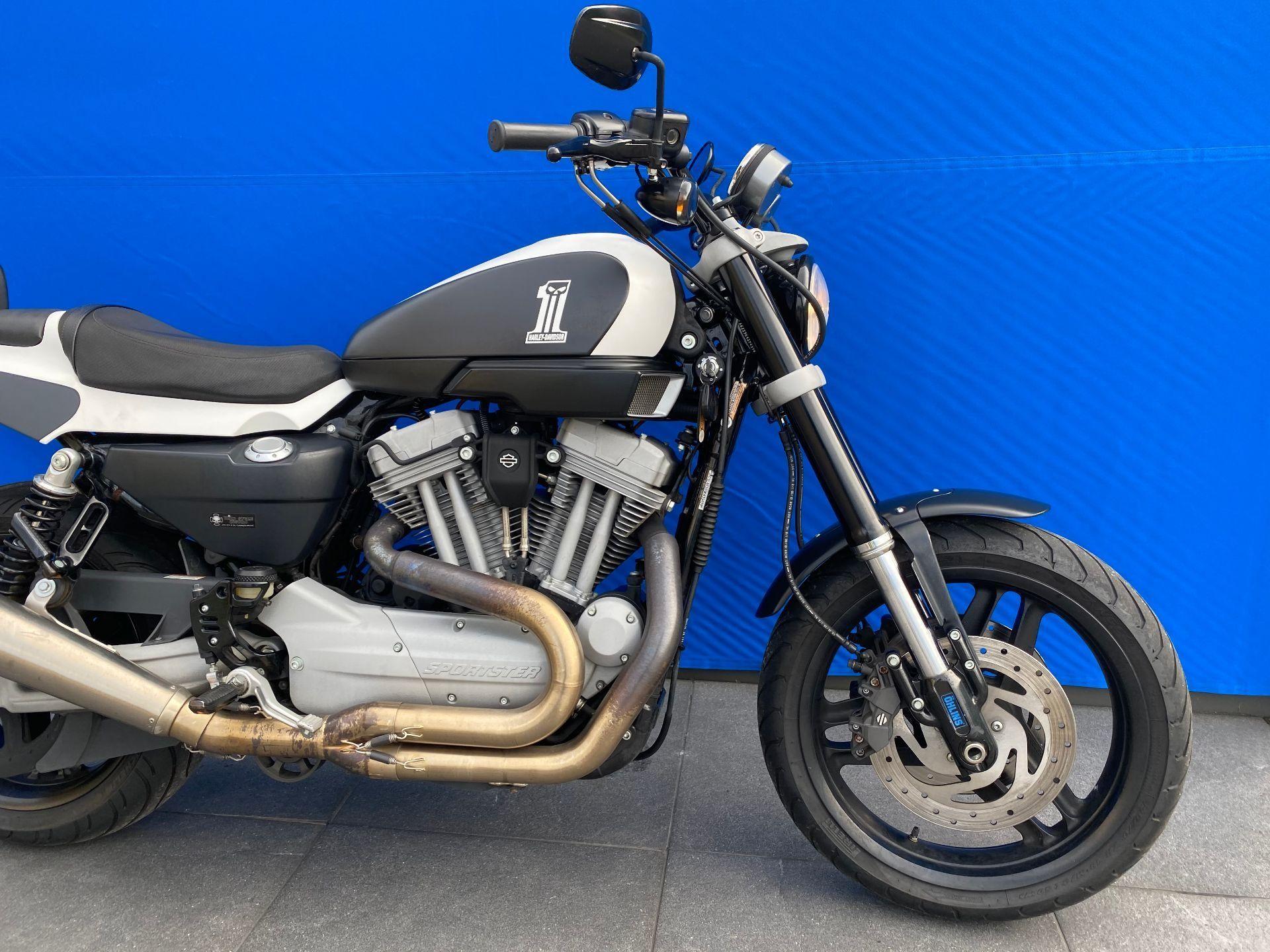 Moto Occasions acheter HARLEY-DAVIDSON XR 1200 Sportster