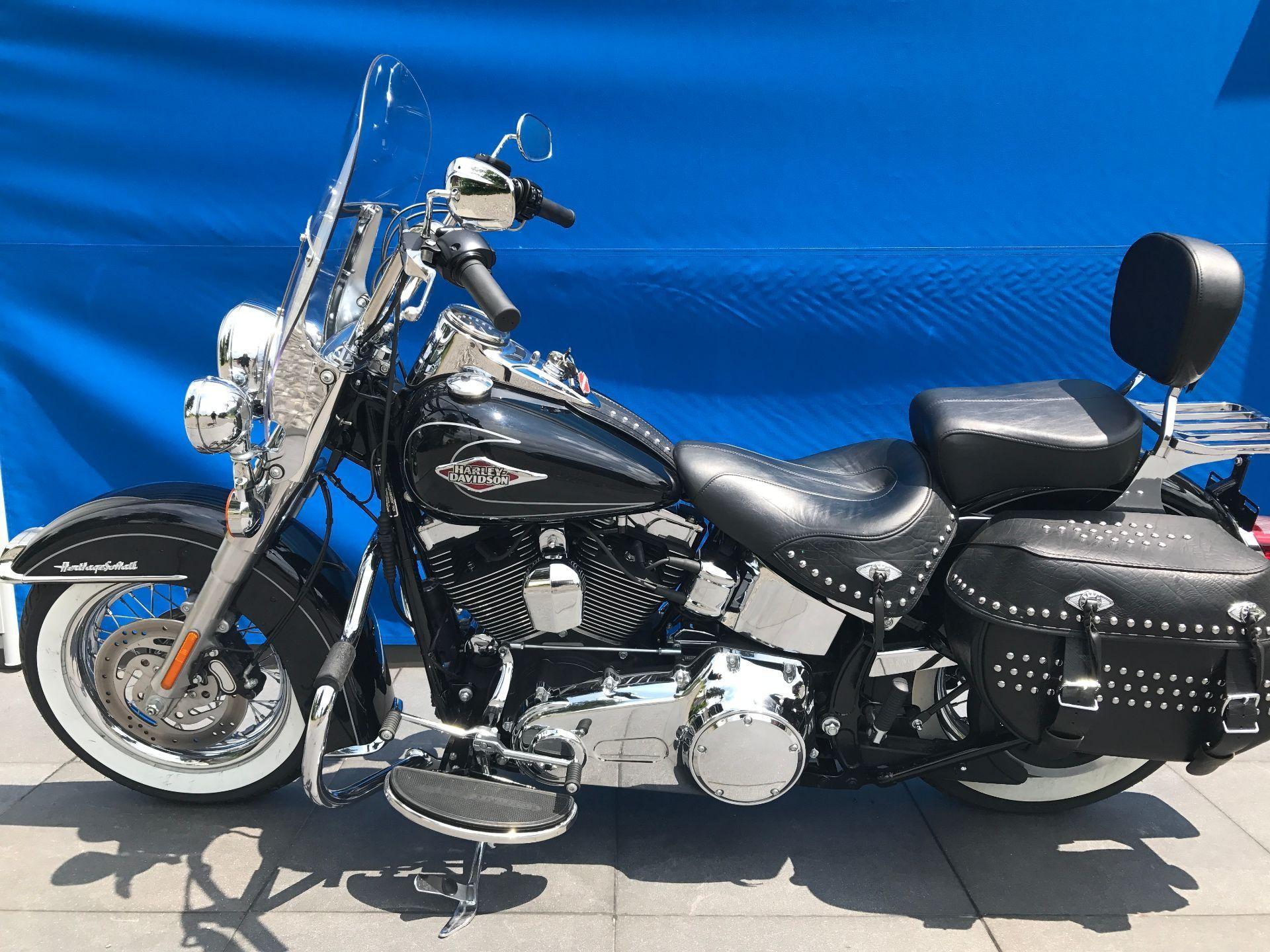 Harley Davidson Heritage Softail Ersatzteile
