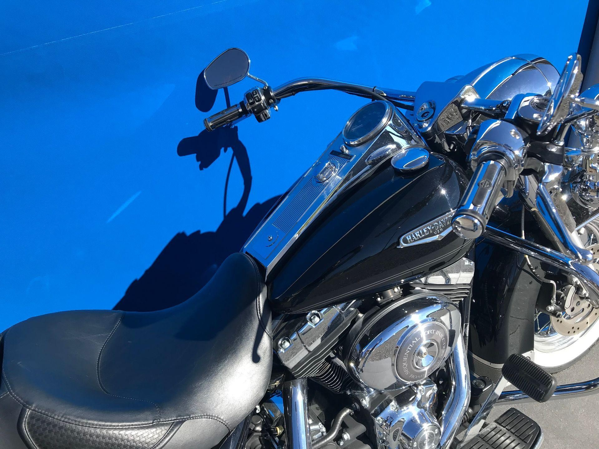 Buy Motorbike Pre Owned Harley Davidson Flhrci 1450 Road King Classic Wild Style Custom Lyssach Id 7643351 Zeile 2