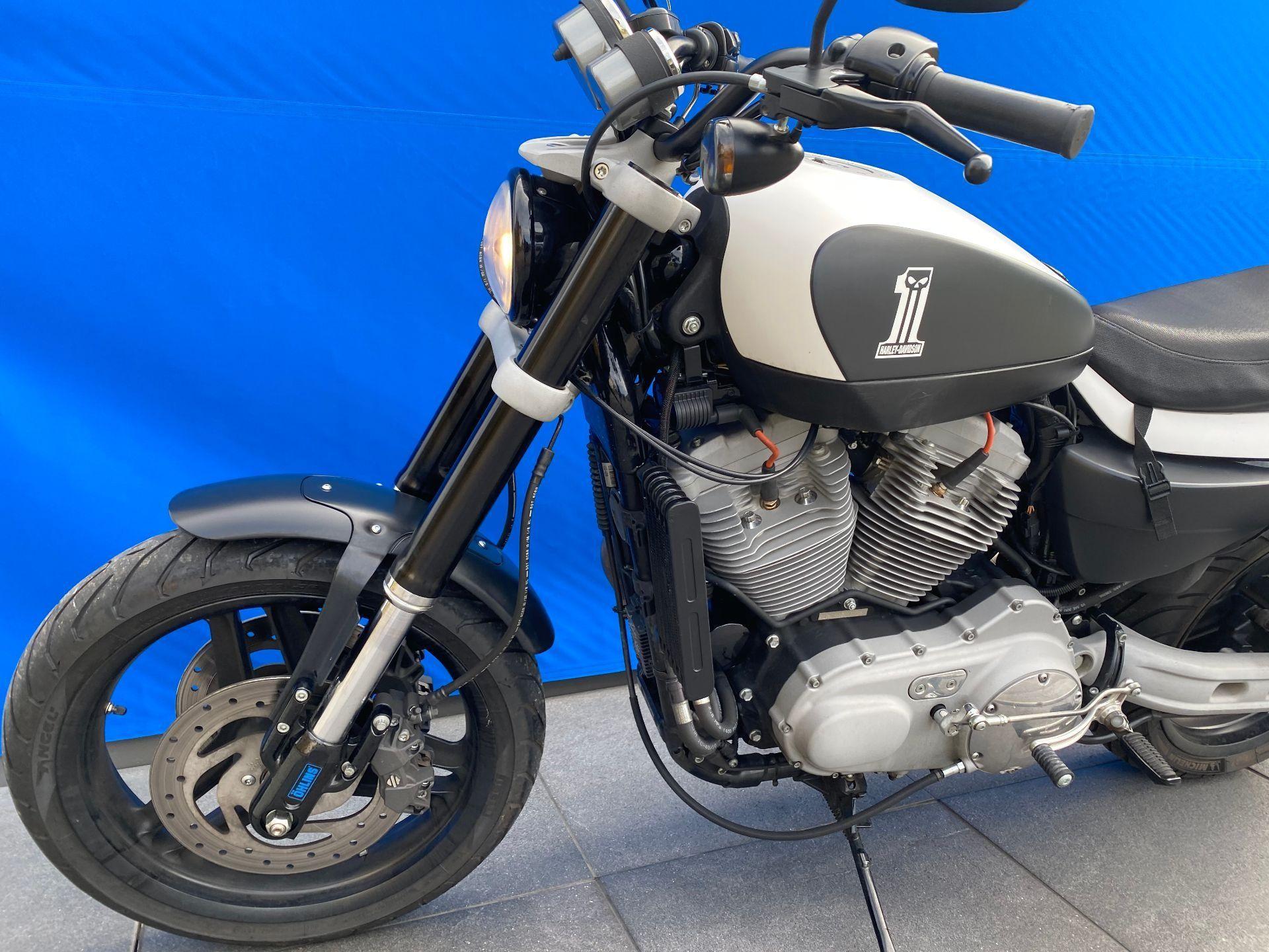 Moto Occasions acheter HARLEY-DAVIDSON XR 1200 X Sportster
