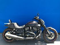 Motorrad kaufen Occasion HARLEY-DAVIDSON VRSCDX 1250 Night-Rod Special ABS Anniversary (custom)