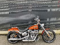 Acheter moto HARLEY-DAVIDSON FXSBSE 1801 CVO Breakout ABS Limited Custom