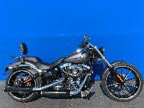 Motorrad kaufen Occasion HARLEY-DAVIDSON FXSB 1690 Softail Breakout ABS (custom)