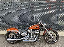 Töff kaufen HARLEY-DAVIDSON FXSBSE 1801 CVO Breakout ABS Limited Custom