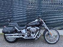 Motorrad kaufen Occasion HARLEY-DAVIDSON FXSTD 1450 Softail Deuce (custom)