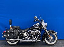 Motorrad kaufen Occasion HARLEY-DAVIDSON FLSTC 1690 Softail Heritage Classic (custom)