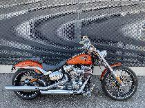 Motorrad kaufen Occasion HARLEY-DAVIDSON FXSBSE 1801 CVO Breakout ABS Limited (custom)
