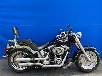 Motorrad kaufen Occasion HARLEY-DAVIDSON FLSTF 1690 Softail Fat Boy (custom)