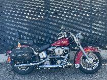 Motorrad kaufen Occasion HARLEY-DAVIDSON FLSTC 1340 Softail Heritage Classic (custom)