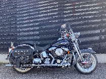 Motorrad kaufen Occasion HARLEY-DAVIDSON FLSTS 1340 Softail Heritage Springer (custom)