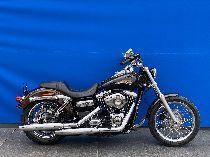Motorrad kaufen Occasion HARLEY-DAVIDSON FXDCANV 1585 Dyna Super Glide Custom Anniv. (custom)