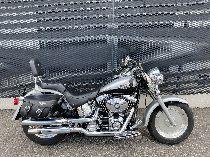 Motorrad kaufen Occasion HARLEY-DAVIDSON FLSTF 1450 Softail Fat Boy (custom)