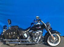 Motorrad kaufen Occasion HARLEY-DAVIDSON FLSTN 1690 Softail Deluxe ABS (custom)