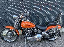 Töff kaufen HARLEY-DAVIDSON FXSTS 1340 Softail Springer Custom