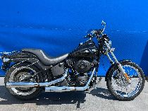 Motorrad kaufen Occasion HARLEY-DAVIDSON FXSTBI 1450 Softail Night Train (custom)