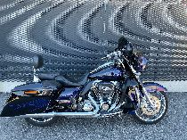 Motorrad kaufen Occasion HARLEY-DAVIDSON FLHXSE CVO 1801 Street Glide ABS (touring)