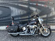 Motorrad kaufen Occasion HARLEY-DAVIDSON FLSTCI 1450 Softail Heritage Classic (custom)
