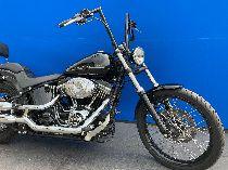 Töff kaufen HARLEY-DAVIDSON FXS 1585 Softail Blackline ABS Custom