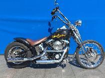 Motorrad kaufen Occasion HARLEY-DAVIDSON FXSTS 1340 Softail Springer (custom)