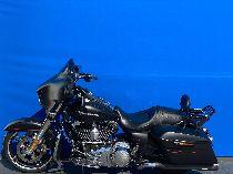 Motorrad kaufen Occasion HARLEY-DAVIDSON FLHXS 1690 Street Glide Special ABS (touring)