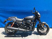 Motorrad kaufen Occasion HARLEY-DAVIDSON Street Rod 750 (custom)