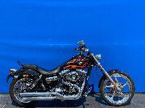 Motorrad kaufen Occasion HARLEY-DAVIDSON FXDWG 1584 Dyna Wide Glide (custom)
