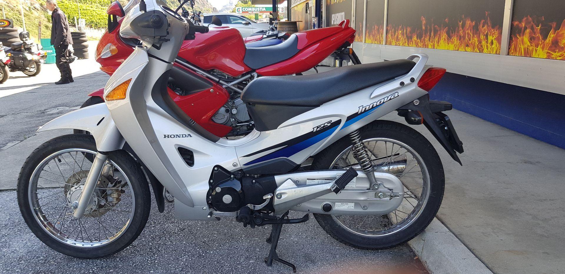 Moto Occasions acheter HONDA ANF 125 Innova Aplusmoto SA Sion
