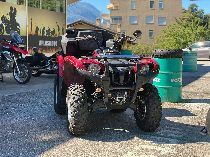 Motorrad kaufen Occasion YAMAHA YFM 550 Grizzly Snowmobile (quad-atv-ssv)